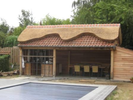 kies het bijgebouw in eik dat u wenst wij zorgen voor de bouw ervan aan betaalbare prijzen